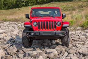 Jeep Wrangler - SUVs/Crossovers