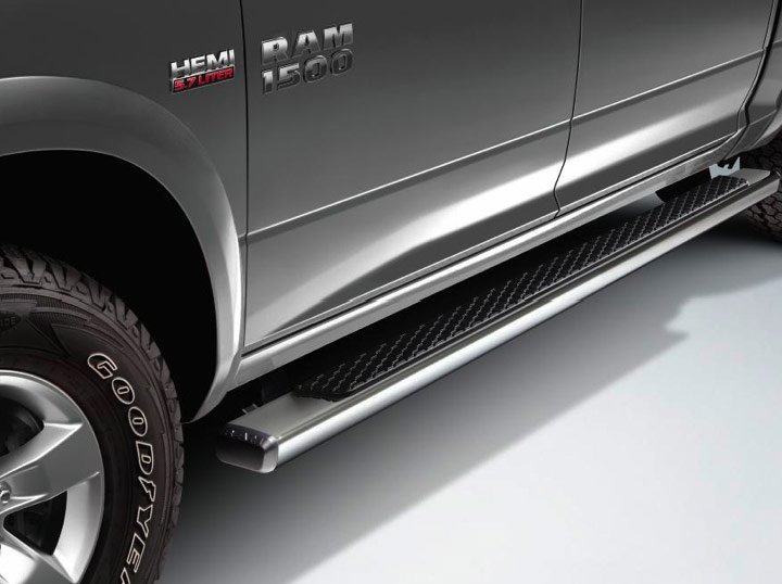 Ram 1500 - Running Boards