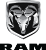 Logo for Ram Trucks