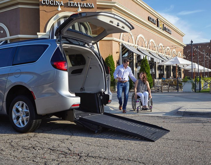 Chrysler Pacifica - Lowered Floors and Ramps - Product Video
