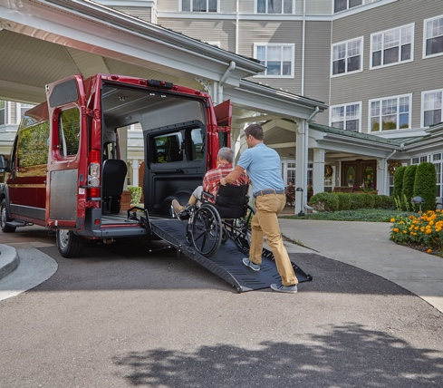 Ram Promaster -Lowered Floors and Ramps - Load Up and Get Out With Ease