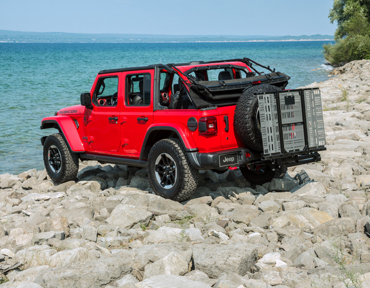 Jeep Wrangler - Built For Moment Like This