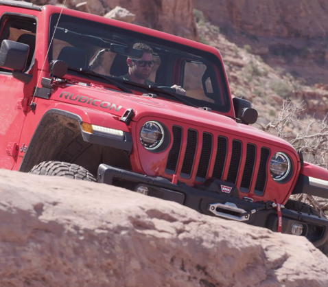 Jeep Wrangler - Let The Weekend Begin