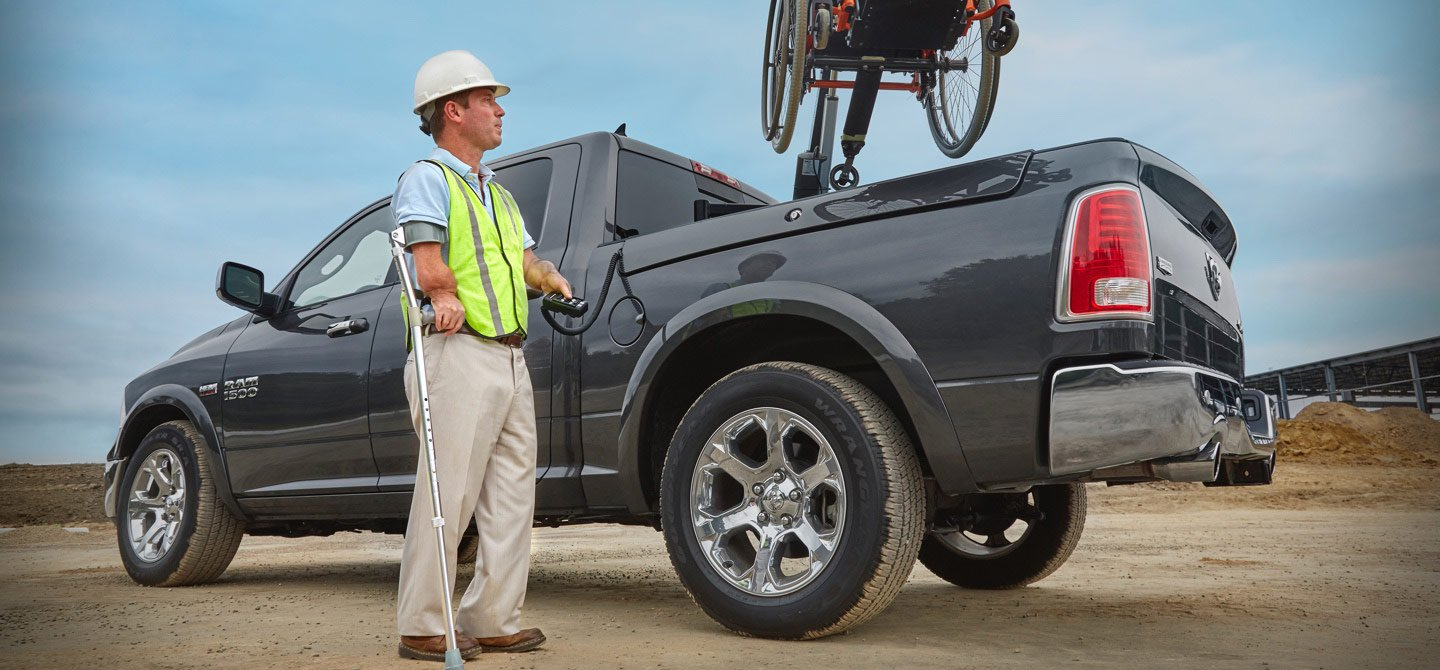 Ram 1500 - Lifts, hoists and Carriers - Get Started