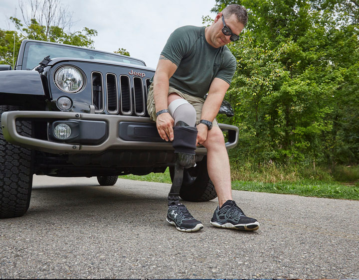 Jeep Wrangler - Perfect Fit For Tim