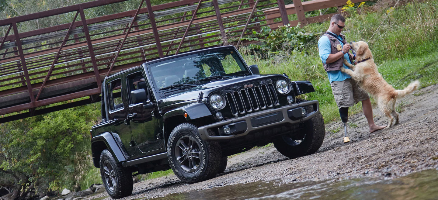 Jeep Wrangler - Tims Video
