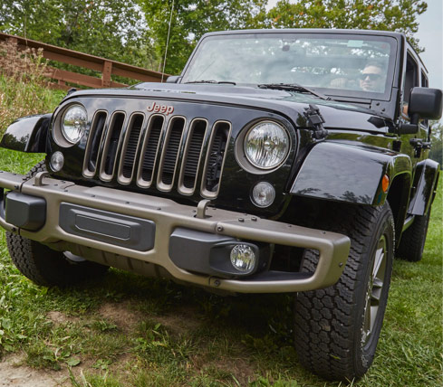 Jeep Wrangler - Tried and True