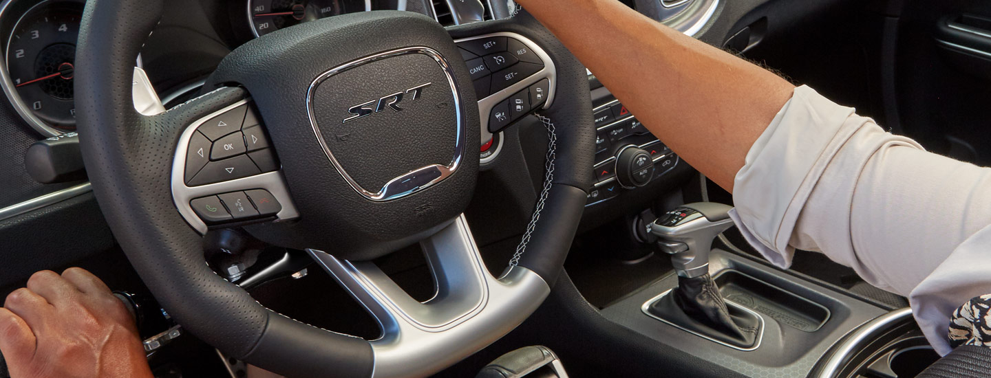 Dodge Charger - Driving Controls