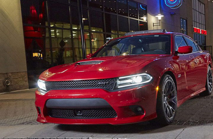 Cars  - Dodge Charger - Driving Controls