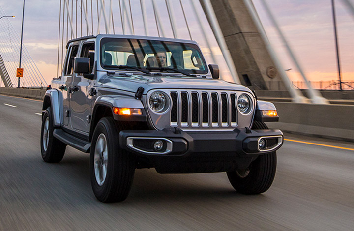 SUVs and Crossovers - Jeep Wrangler - Lifts, Hoists and Carriers
