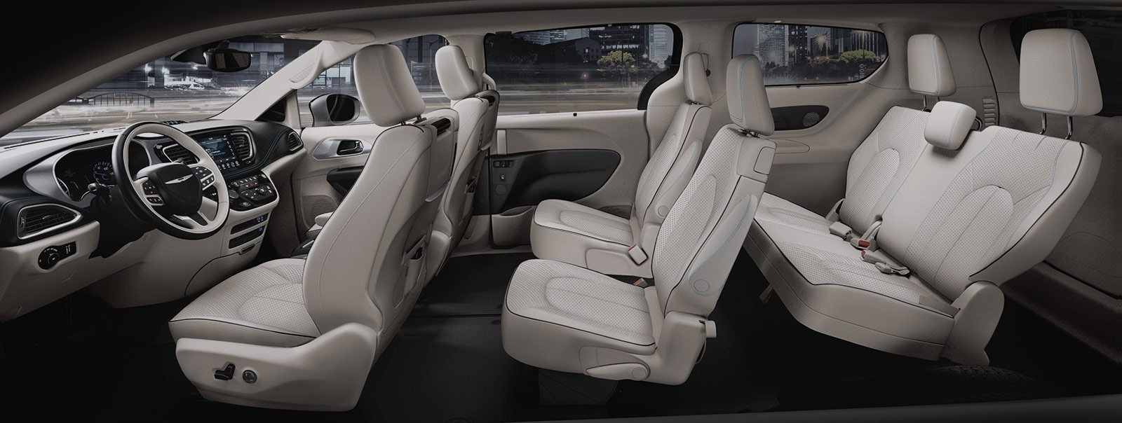 Chrysler Pacifica Vans Amp Minivans Fca Driveability Program